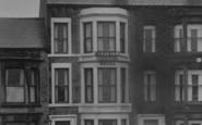 Morecambe, the Waverley Hotel c1955