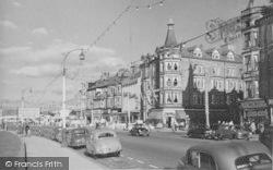 The Wellington Hotel c.1955, Morecambe
