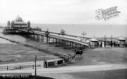 The West End Pier 1896, Morecambe