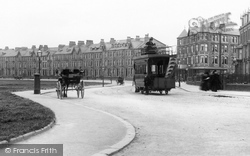 Tram, The West End 1896, Morecambe