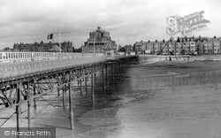 View From The Pier c.1955, Morecambe
