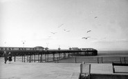 Morecambe, West End Pier c1955