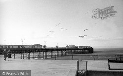 West End Pier c.1955, Morecambe