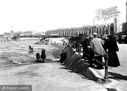 West End Promenade 1899, Morecambe