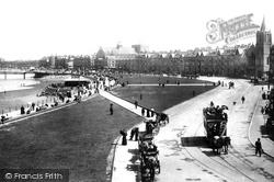 West End Promenade 1903, Morecambe