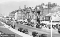 West End Promenade c.1950, Morecambe