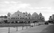 Morecambe, Winter Gardens c1955