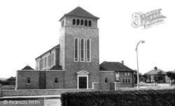 Catholic Church c.1960, Moreton