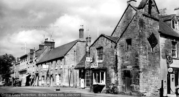 Photo of Moreton-In-Marsh, Curfew Tower c1960, ref. M244192