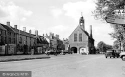 Moreton-In-Marsh, High Street c.1950