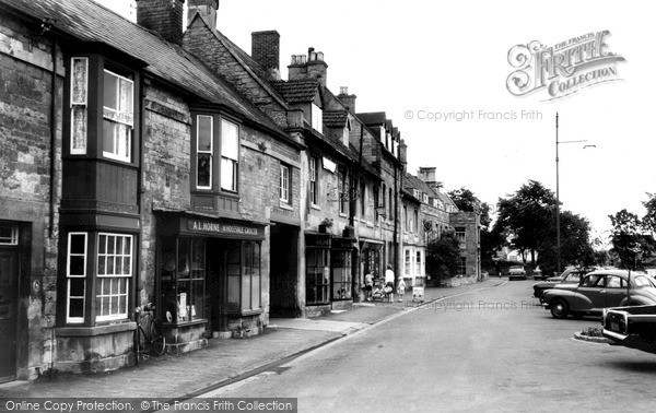 Photo of Moreton-In-Marsh, High Street c1965, ref. M244043