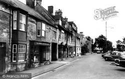 Moreton-In-Marsh, High Street c.1965