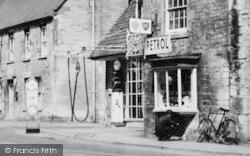 Moreton-In-Marsh, Petrol Station c.1960
