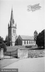 Moreton-In-Marsh, St David's Church c.1960