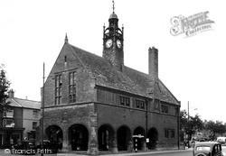 Moreton-In-Marsh, The Redesdale Hall c.1955