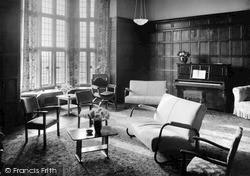 The Lounge c.1955, Moreton Paddox
