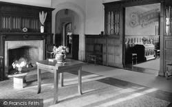 Wta Centre, The Hall c.1955, Moreton Paddox