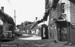 Moreton, The Post Office c.1955