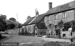 Moreton, The School c.1955