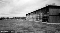 Town Meadow Lane School c.1960, Moreton