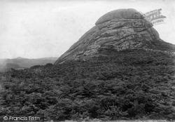 Blackingstone Rock 1906, Moretonhampstead