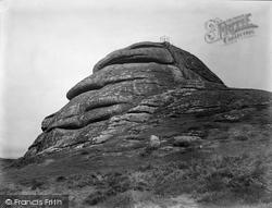 Blackingstone Rock 1931, Moretonhampstead
