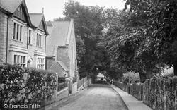 Station Road 1910, Moretonhampstead