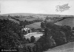 The Rectory 1918, Moretonhampstead
