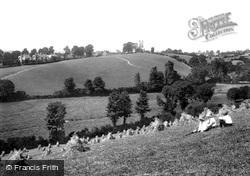 The Sentry 1918, Moretonhampstead