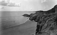 Morfa, Black Rock Sands 1931