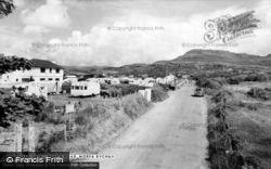 Morfa Bychan, Beach Road c.1960