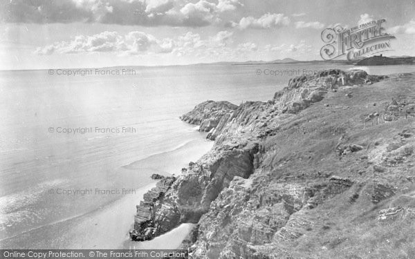 Photo of Morfa Bychan, Black Rock 1931