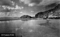 Morfa Bychan, Black Rock, Beach 1931