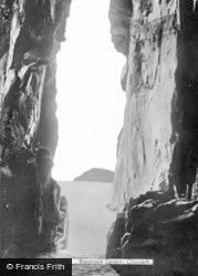 Morfa Bychan, Black Rock Cavern c.1960
