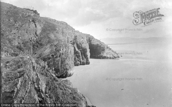 Photo of Morfa Bychan, Black Rock Sands 1931