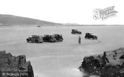 Morfa Bychan, Black Rock Sands 1936