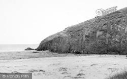 Morfa Bychan, Black Rock Sands c.1955
