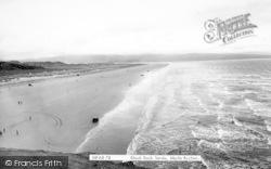 Morfa Bychan, Black Rock Sands c.1960