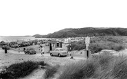Morfa Bychan, Black Rock Sands c1965