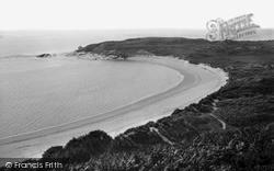 Morfa Bychan, Carreg Samson Bay 1936