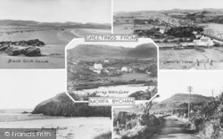 Morfa Bychan, Composite c.1955