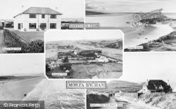 Morfa Bychan, Composite c.1960