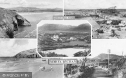 Morfa Bychan, Composite c.1960