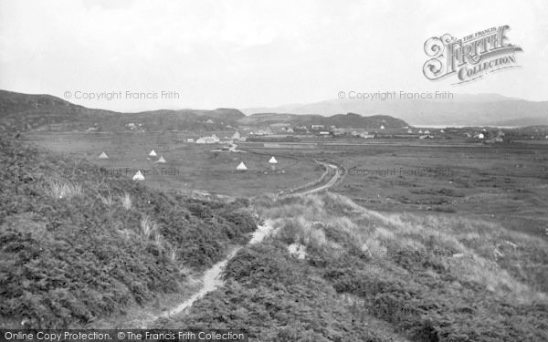 Photo of Morfa Bychan, From Cefn Banks 1935