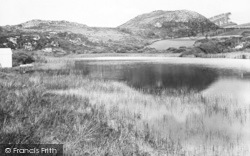Morfa Bychan, Garreg Wen Lake 1925