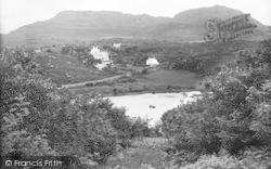 Morfa Bychan, Garreg Wen Lake 1938