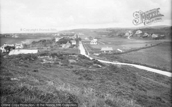 Photo of Morfa Bychan, General View 1938
