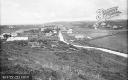 Morfa Bychan, General View 1938