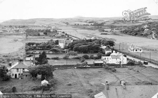 Photo of Morfa Bychan, General View c.1955