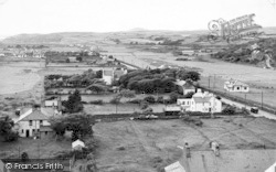 Morfa Bychan, General View c.1955